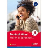 Deutsch Uben: Horen & Sprechen A1  Buch & MP3-Download