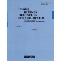 Training Kleines Deutsches Sprachdiplom 3