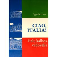 Italų kalbos vadovėlis. Ciao, Italia!