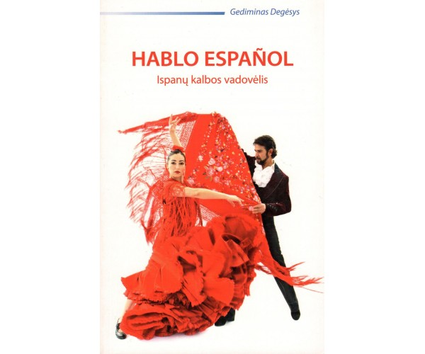 Hablo Espanol (ispanų kalbos vadovėlis)