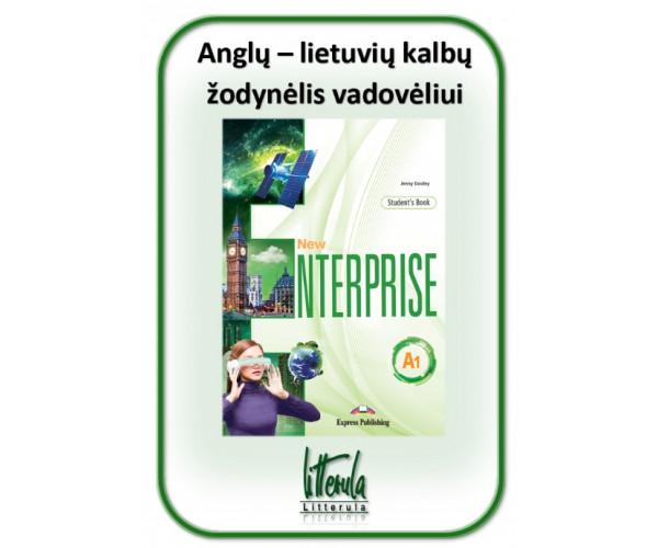 New Enterprise A1 Žodynėlis