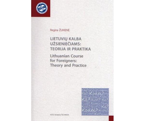 Lietuvių kalba studentams užsieniečiams (anglų k.). Vadovėlis + CD