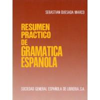 Resumen Practico de Gramatica Espanola