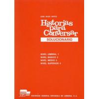 Historias Para Conversar 1-4 Clave