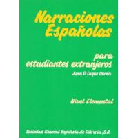 Narraciones Espanolas Elem.