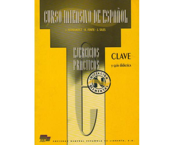 Curso Intensivo de Espanol 1 Clave
