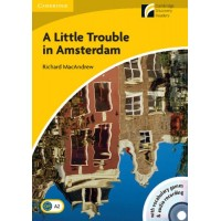A Little Trouble in Amsterdam: Book + CD