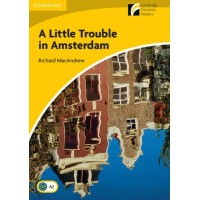 A Little Trouble in Amsterdam: Book