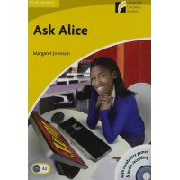 Ask Alice: Book + CD