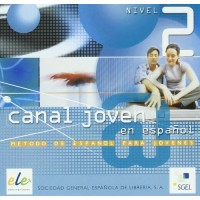 Canal Joven 2 CD