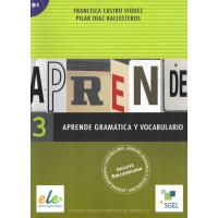 Aprende Gramatica y Vocabulario 3