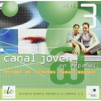 Canal Joven 3 CD