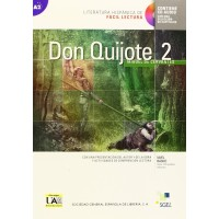 Don Quijote 2 Alumno + CD