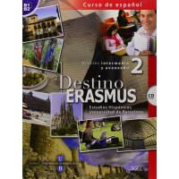 Destino Erasmus 2 B1/B2 Alumno + CD