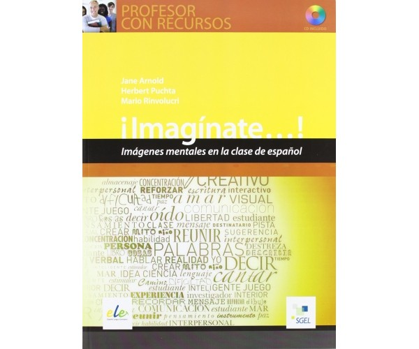 Imaginate...! + CD-ROM