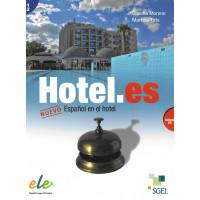 Nuevo Hotel.es B1/B2 Alumno + CD