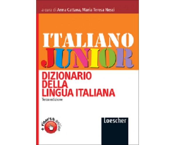 Italiano Junior A1-B1 Dizionario