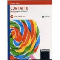 Contatto Certificazioni B1 Libro + CD