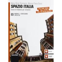 Spazio Italia 2 A2 Manuale + Eserciziario & DVD-ROM