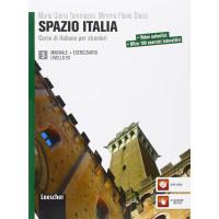 Spazio Italia 3 B1 Manuale + Eserciziario & DVD-ROM
