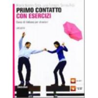 Primo Contatto A1 Libro + Esercizi & CD