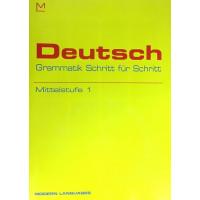 Deutch Grammatik Schritt fur Schritt Mittelstufe 1