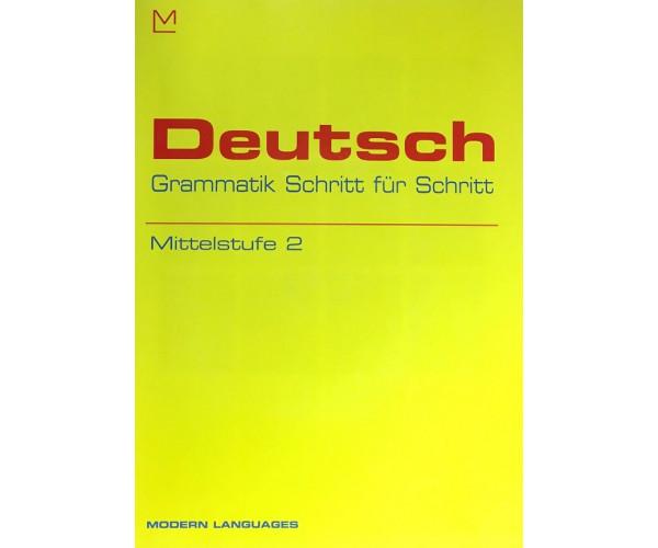 Deutch Grammatik Schritt fur Schritt Mittelstufe 2
