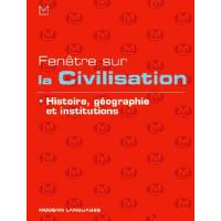 Fenetre sur la Civilisation Histoire + CD
