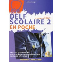 DELF Scolaire en Poche B1 + CD