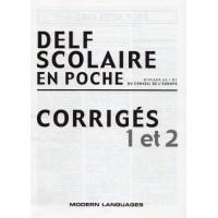 DELF Scolaire en Poche A2-B1 Corriges