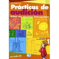 Practicas de Audicion 1 Photocopiable + CD