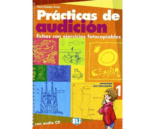 Practicas de Audicion 1 Photocopiable + CD