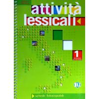 Attivita' Lessicali 1 Photocopiable