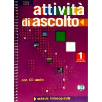 Attivita' di Ascolto 1 Photocopiable + CD