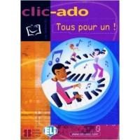 Clic - Ado Tous Pour Un Livre + CD