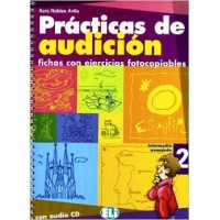 Practicas de Audicion 2 Photocopiable + CD