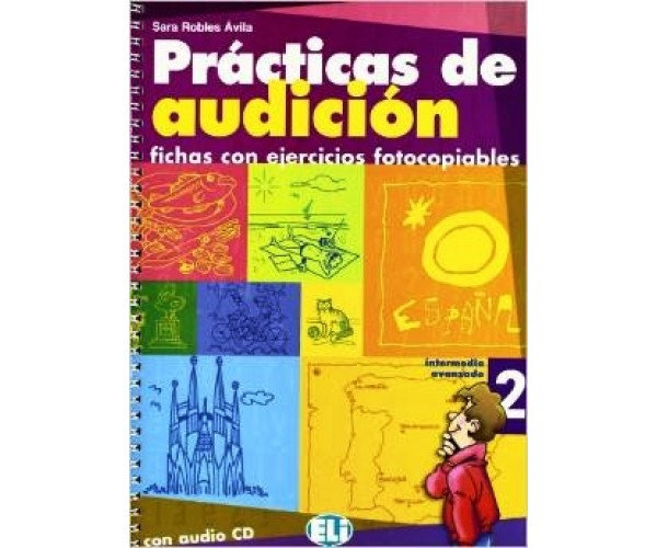 Practicas de Audicion 2 Photocopiable + CD