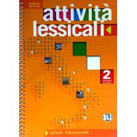 Attivita' Lessicali 2 Photocopiable
