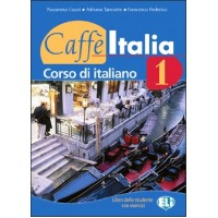 Caffe Italia 1 Libro + Libretto