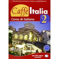 Caffe Italia 2 Libro + Libretto