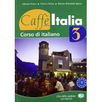 Caffe Italia 3 Libro + Libretto