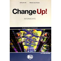 Change Up! Int. SB & WB + CD & Workout