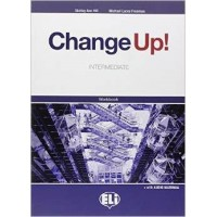Change Up! Int. WB + CD (pratybos)