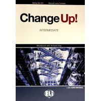 Change Up! Int. WB + Key & CD