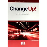 Change Up! Up-Int. WB + CD (pratybos)