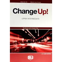 Change Up! Up-Int. WB + Key & CD