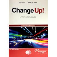 Change Up! Up-Int. SB & WB + CD & Reader