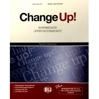 Change Up! Int./Up-Int. TRP + CD/CD-ROM