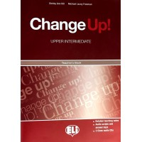 Change Up! Up-Int. TB + CD
