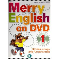 Merry English 1 + DVD